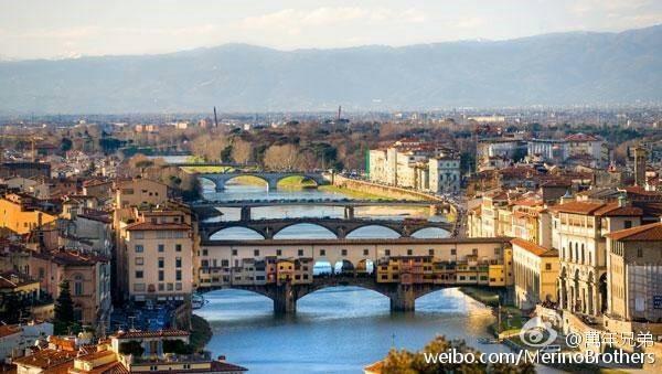 佛罗伦萨-意大利顶级手工匠人云集的浪漫城市