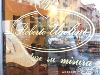 Roberto Ugolini已成為爱鞋人士到佛罗伦萨的指定景点