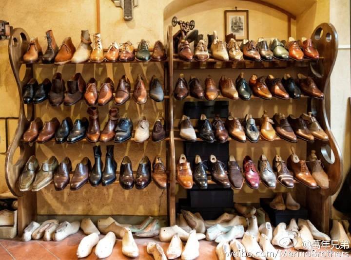 尽是琳瑯滿目的的样鞋